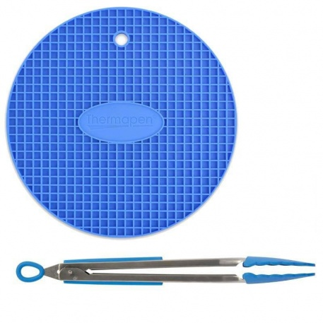 Cooking accessory pack - Blue