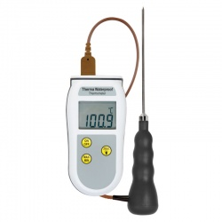 Therma Waterproof Type T Thermometer with IP66/67 protection