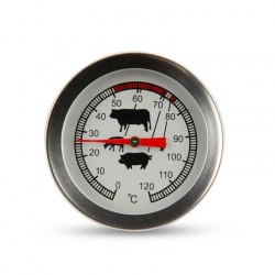 meat thermometer - meat roasting thermometer