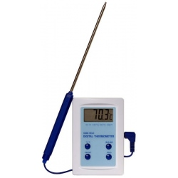 Imagén: max/min thermometer - with food penetration probe