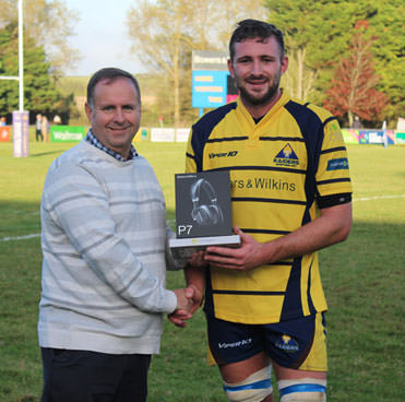 Worthing Rugby Club Award