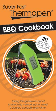 Thermapen BBQ Cookbook